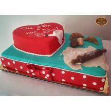 Абитуриентска торта за сладкар