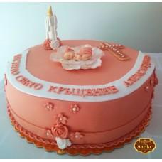 Торта за кръщене