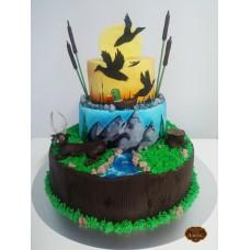 Торта за ловец